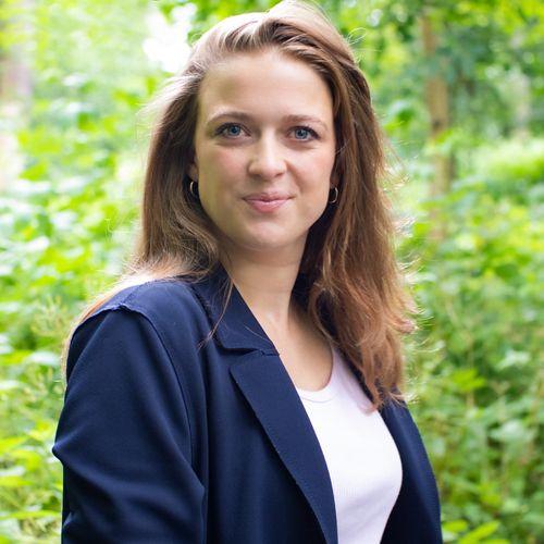 Afbeelding van Kennismaken met... Anne van der Velden, online redacteur